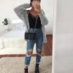 Trendy Summer Outfit With Jeans