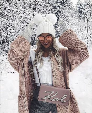 21 Cute Cold Weather Outfits You'll Need This Winter