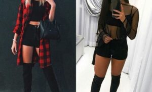 How to Wear Thigh High Boots: Top 35 outfit Ideas