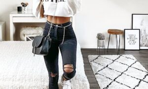 Best Jeans Outfit For Women 2020