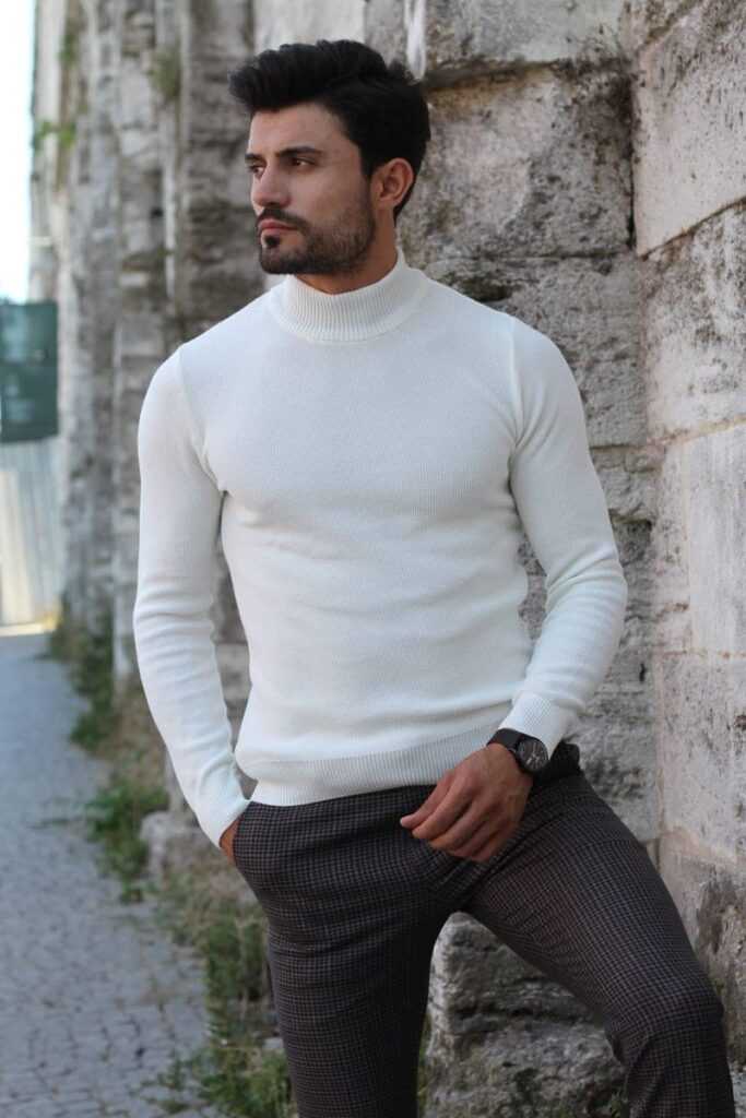 Sweater outfits men