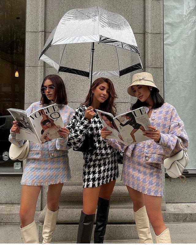 Trendy Cute Autumn Outfit Ideas 2021